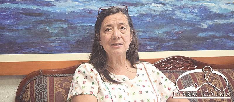Adelita San Vicente Tello, representante de la Colectividad del Demandante en Contra de la Siembra del Maíz Transgénico.