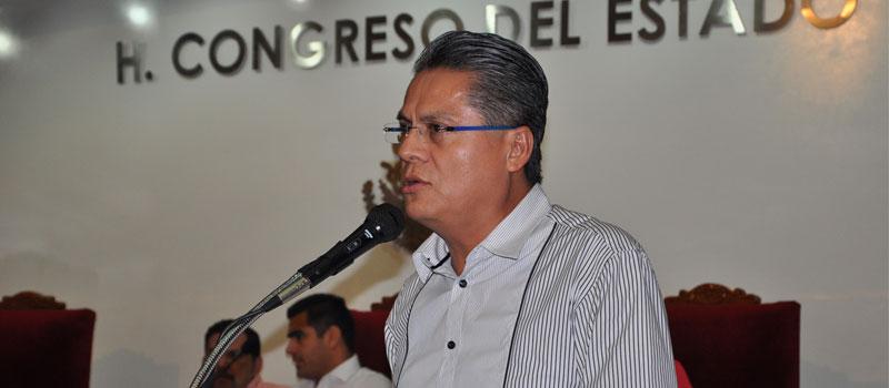 Diputado Nicolás Contreras