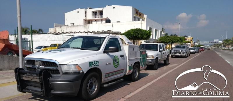 La agrupación de servicios de auxilio turístico Ángeles Verdes, prepara el operativo para seguridad de las familias que acudan a disfrutar de la Feria de Colima, en los próximos días.