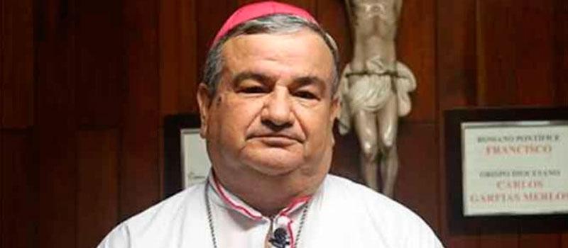 Nuevo cardenal arzobispo de Morelia, Carlos Garfias Merlos.