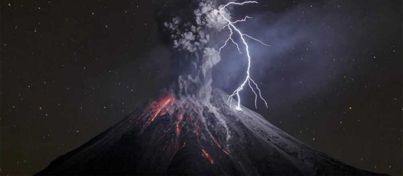El poder de la naturaleza/ Sergio Tapiro