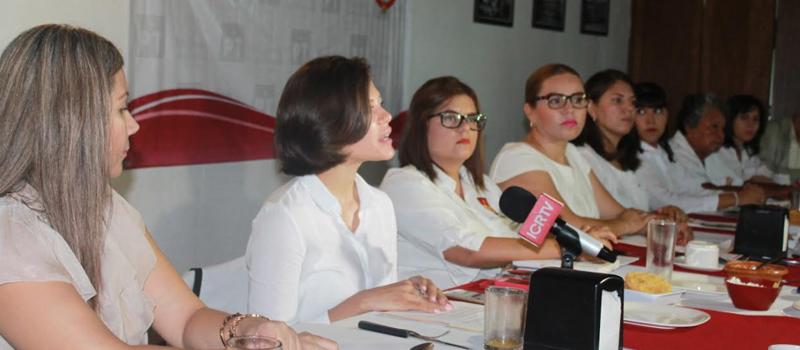 Mujeres petistas encabezadas por Judith Sánchez Moreno, hacen un llamado a sumarse a la causa de lucha y participación social y política, mediante la capacitación y empoderamiento para contender en el proceso electoral de 2018.