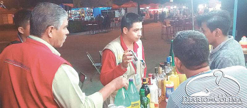 La Secretaría de Salud, a través de la Coespris, realiza un trabajo constante de monitoreo y verificación para prevenir la venta y consumo de alcohol entre menores de edad.