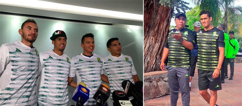 Al ser presentado oficialmente como refuerzo del León, Andrés Andrade recalcó que aún hay pagos que América no ha hecho por su transferencia.