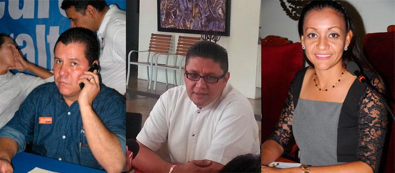 Al interior del PAN señalan como posibles expulsados a Pedro Peralta Rivas, Salvador Fuentes Pedroza, Gabriela Benavides Cobos, entre otros.