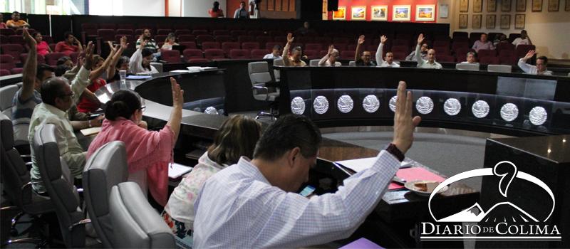 Congreso aprueba sanciones económicas resarcitorias para los ex funcionarios Gustavo Allen Ursúa, Clemente Mendoza, Juan José Alcaraz, Rafael Gutiérrez, Jesús Orozco y Rigoberto Salazar, entre otros.