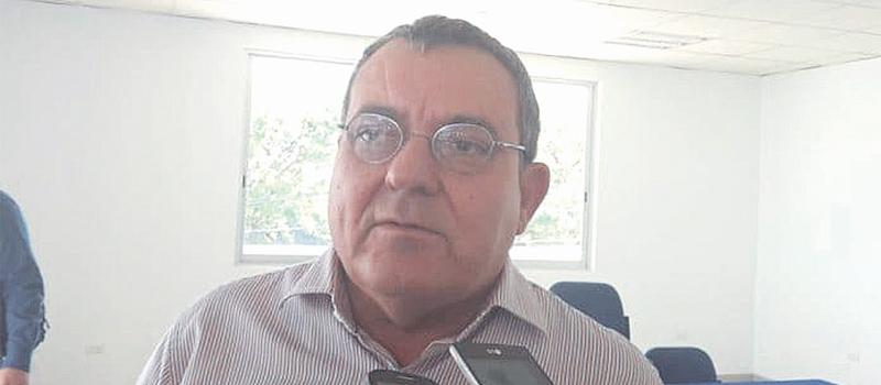 Presidente en Colima de la Confederación Patronal de la República Mexicana (Coparmex), Mario Moncada Cantú