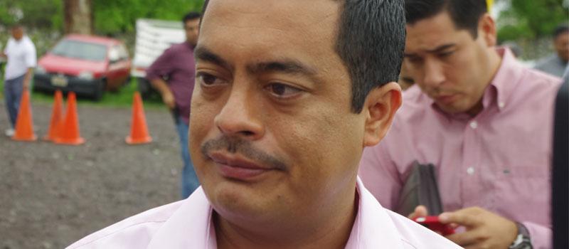 Diputado Federal Enrique Rojas Orozco.