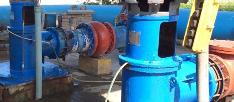 Municipios por desgaste de equipos de bombeo poca for Poca presion de agua