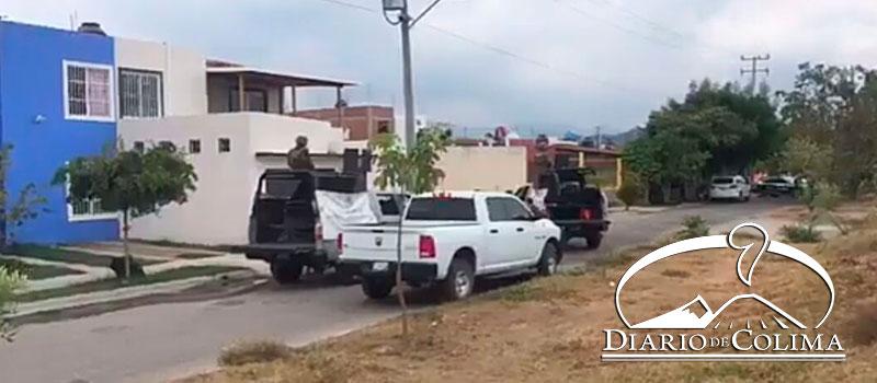 Alrededor de la 1 de la tarde, fueron descubiertos en una vivienda 4 cuerpos en estado de descomposición, en la colonia Santa Clara, en Salagua.