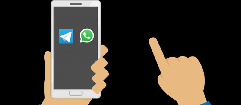El sistema de mensajería instantánea que hace foco en la seguridad y privacidad del usuario.